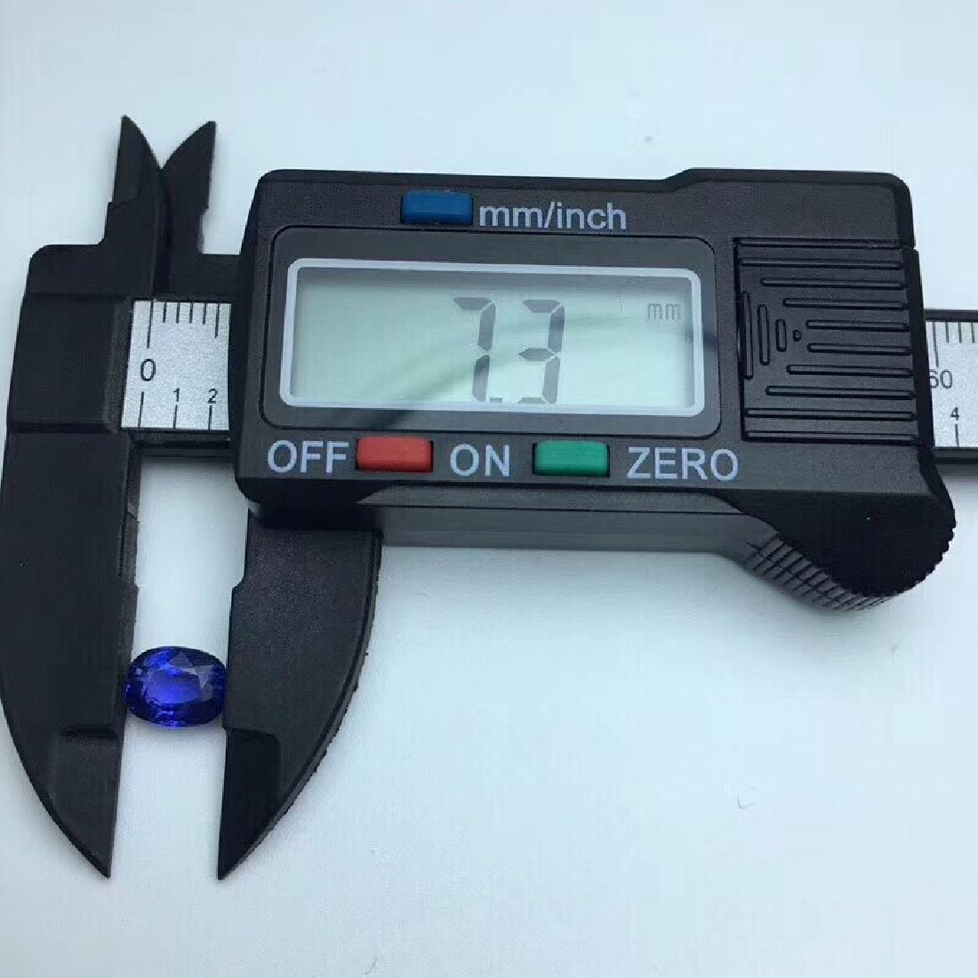 1.56 ct Sapphire 5.6*7.3 mm Oval Cut - 5