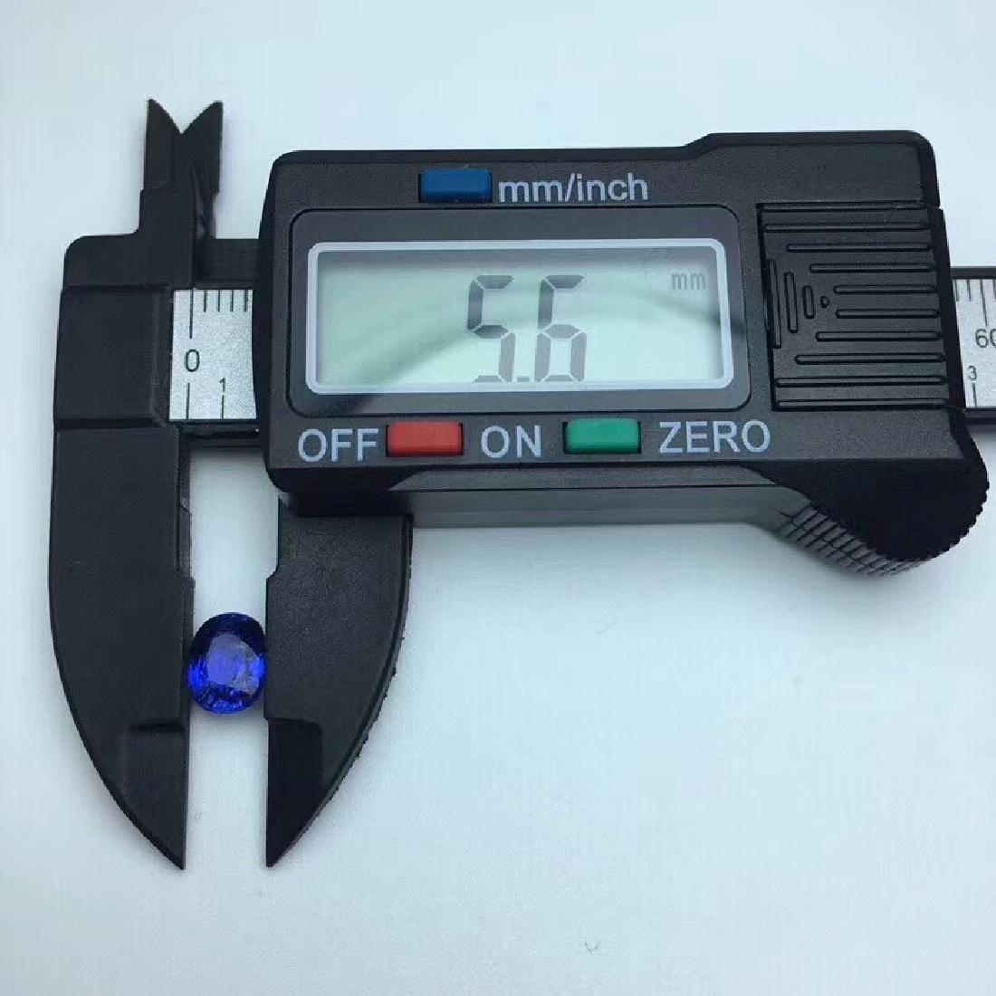 1.56 ct Sapphire 5.6*7.3 mm Oval Cut - 6