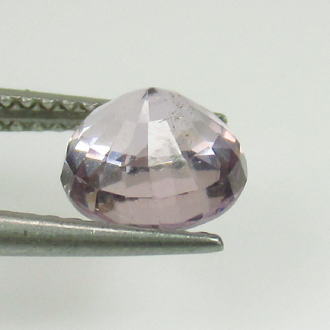 1.86 Ctw Natural Loose Pink Spinel Exellent Round cut - 2