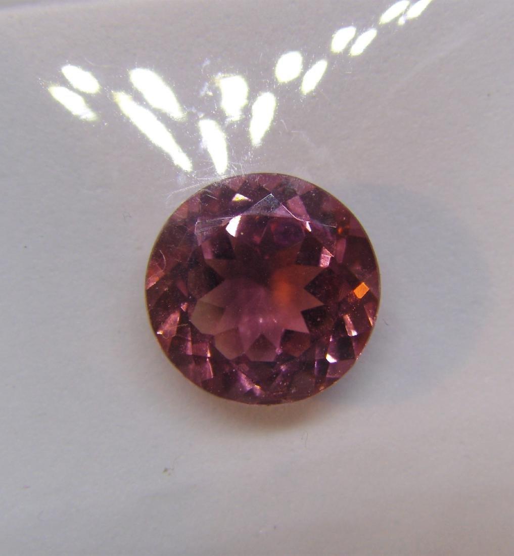 Pink Tourmaline - 2.87 - 2