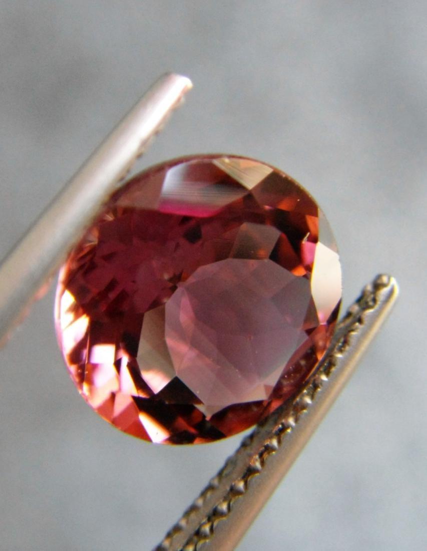 Pink Tourmaline - 2.87 - 6