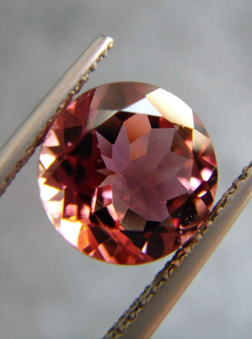 Pink Tourmaline - 2.87 - 7