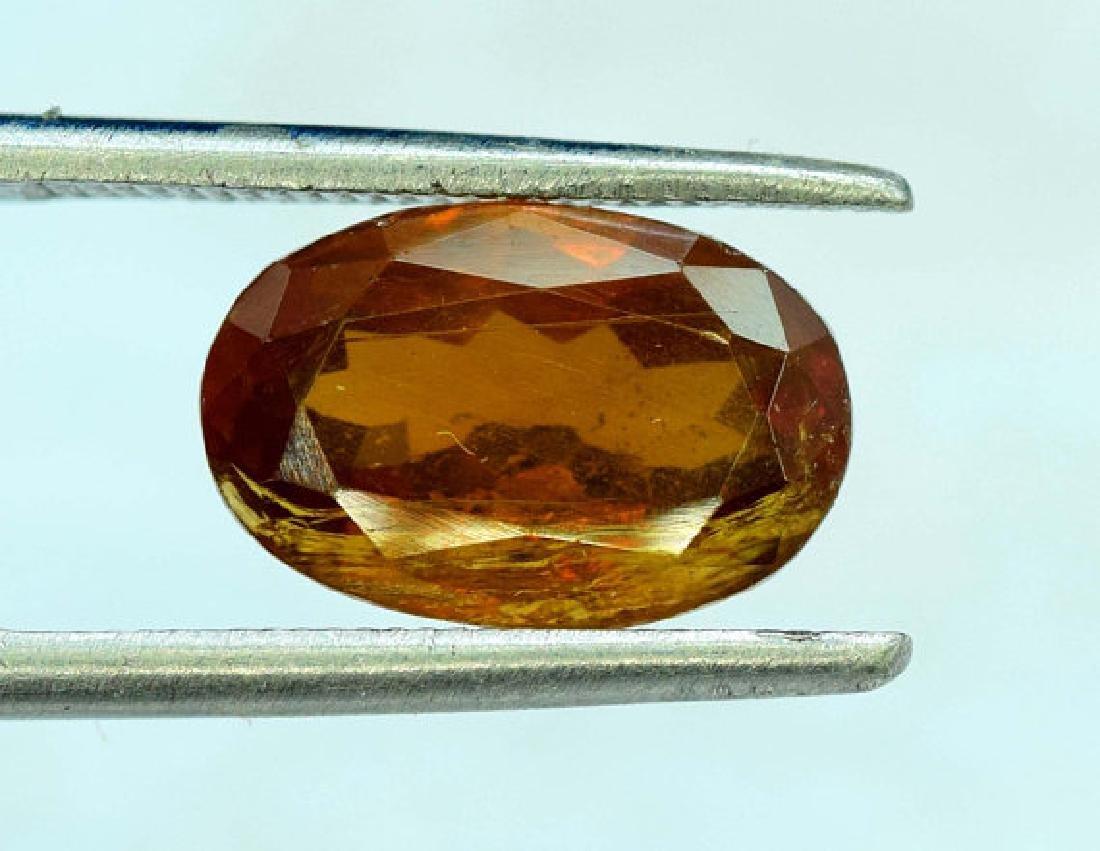 4.00 carats Extremely Rare Bastnasite Loose Gemstone - 2