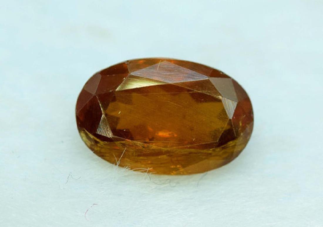 4.00 carats Extremely Rare Bastnasite Loose Gemstone - 3