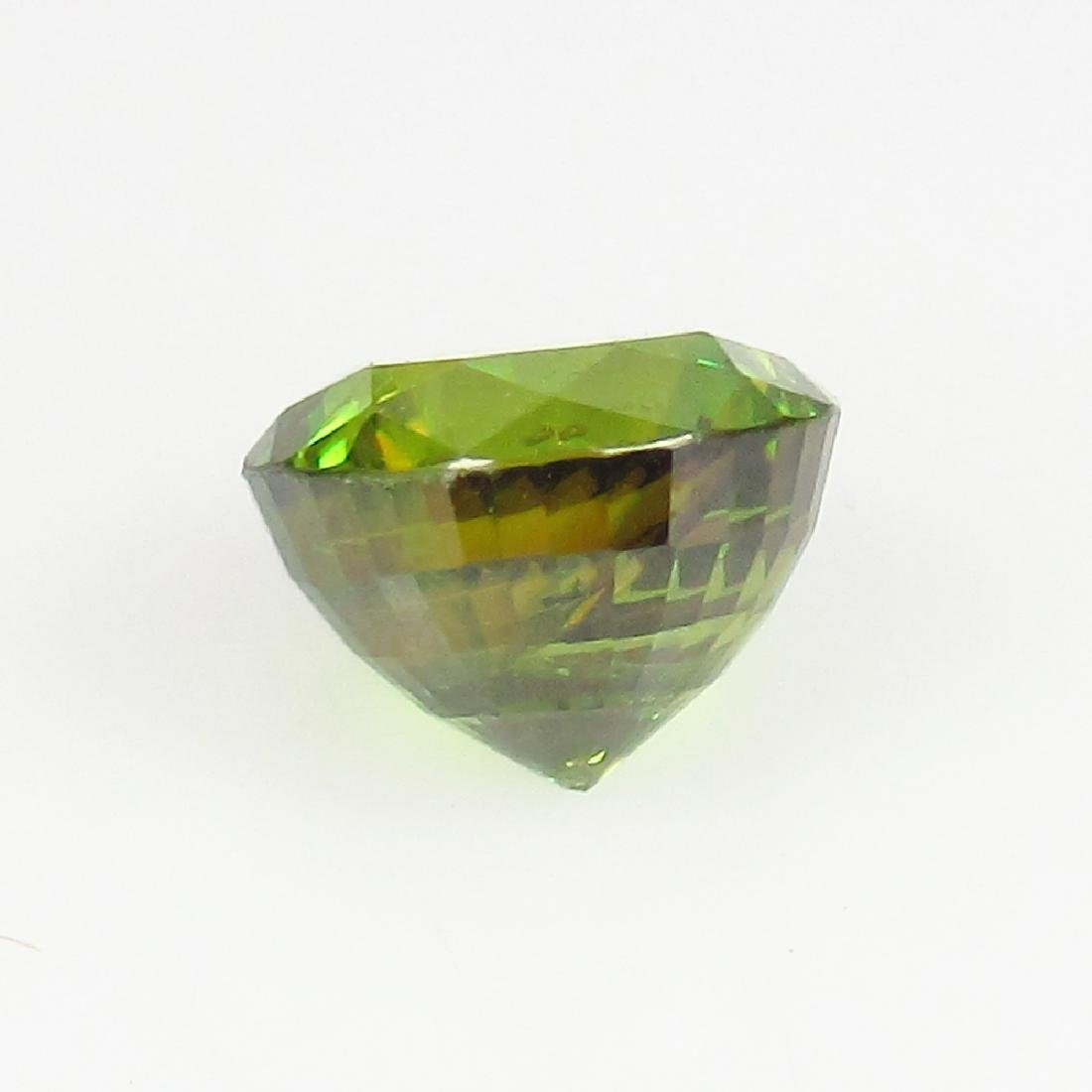 IGI Certified 2.01 Ct Genuine Yellowish Green Sphene - 6