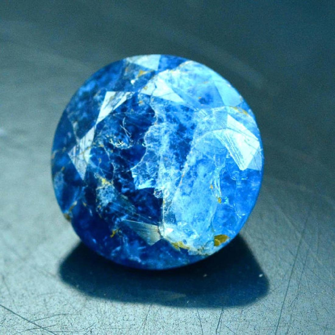 2.25 cts Extremely Rare Blue Color Natural Afghanite
