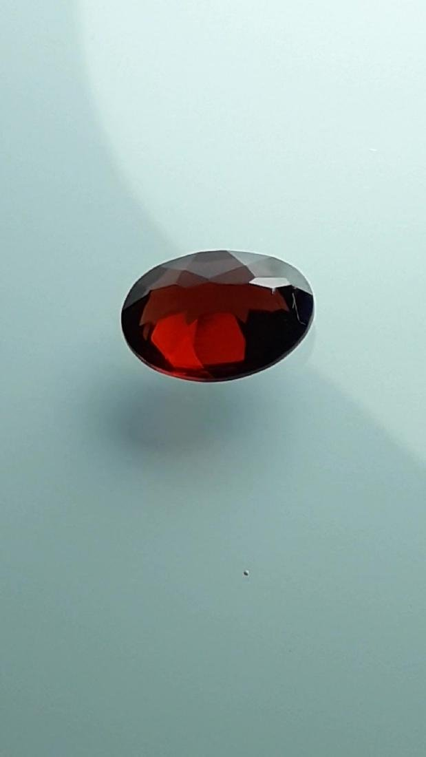 2.65ct Untreated Vivid Madagascar Red Garnet | VVS - 8