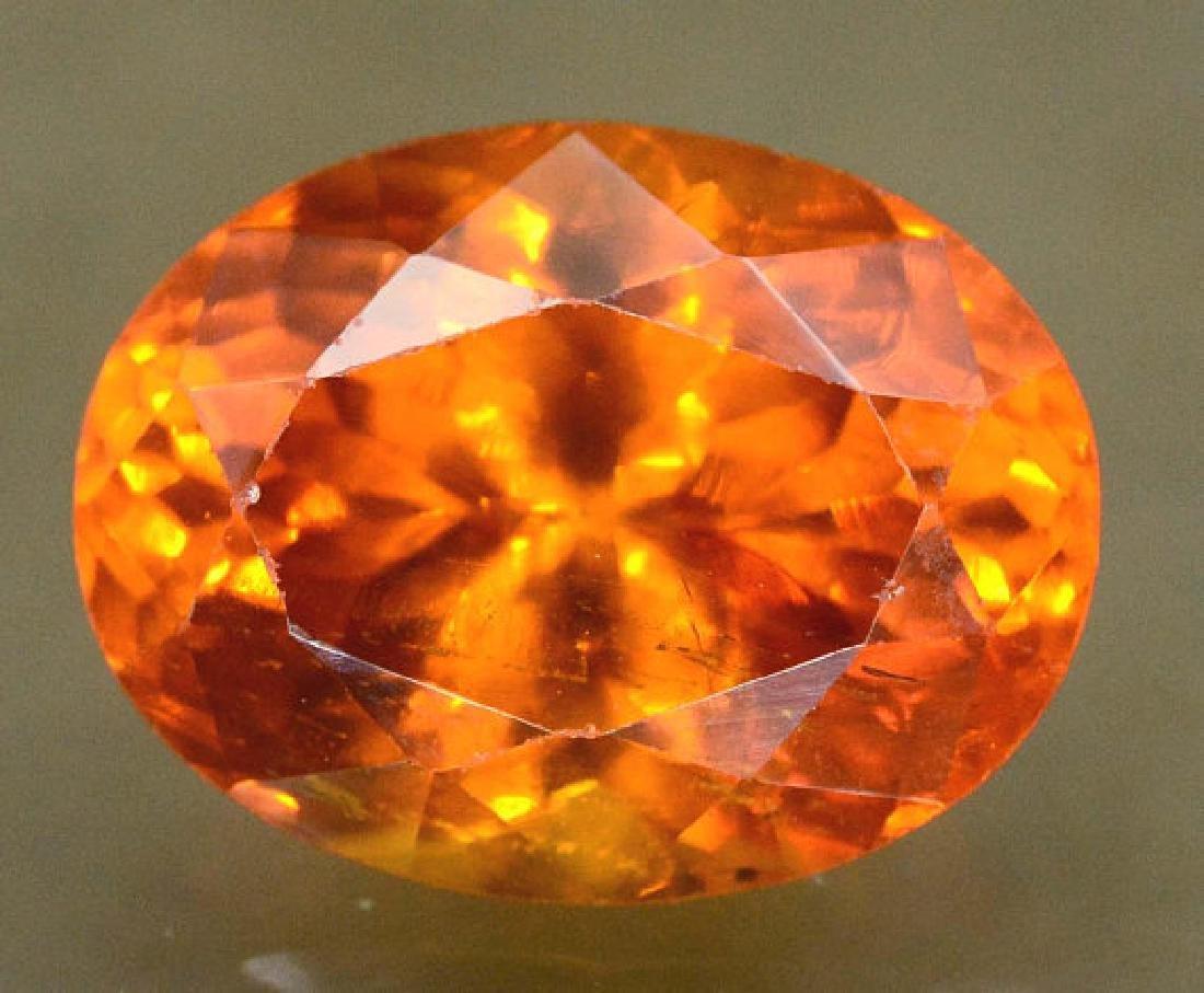 2.60 carats Fanta Color Spessartite Garnet Loose