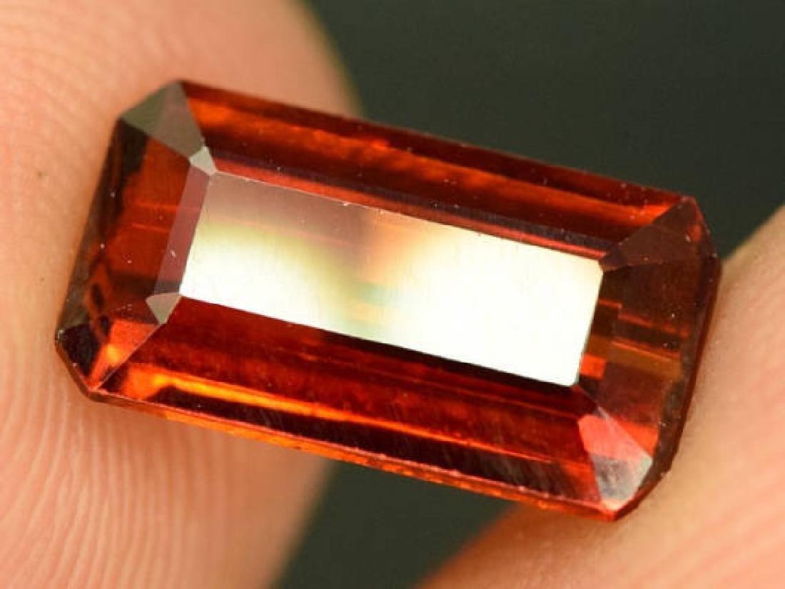 3.65 ct Natural Spessartite Garnet Loose Gemstone - 5