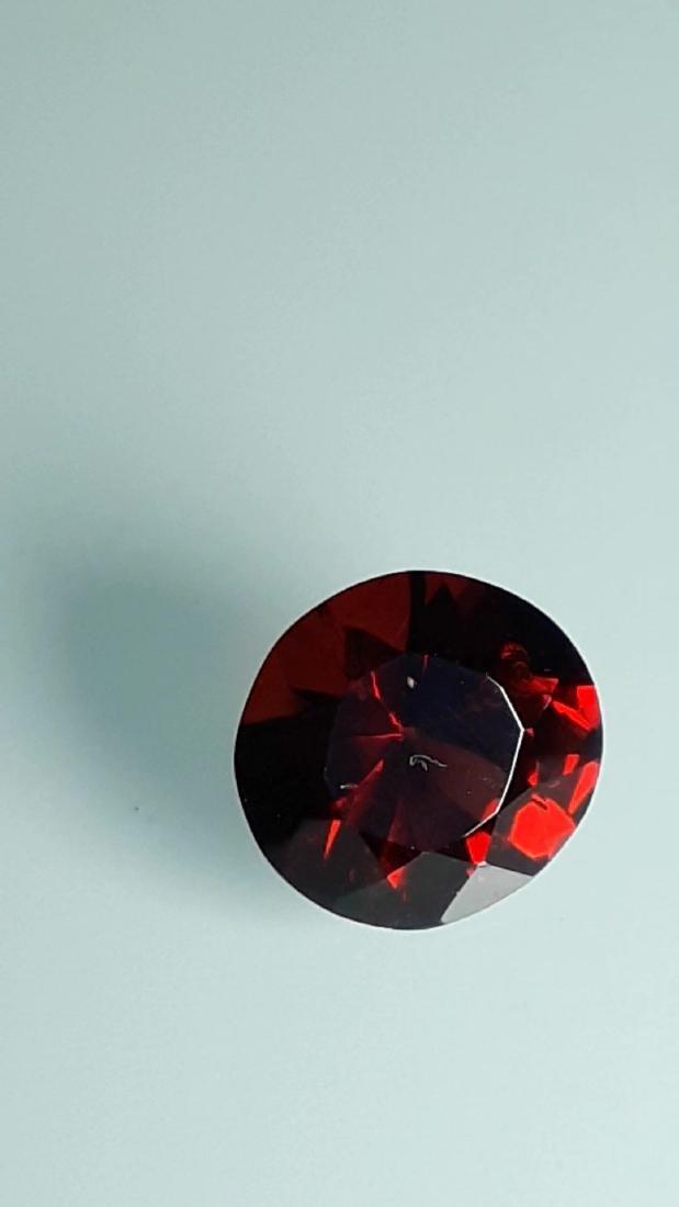 1.85ct Untreated Vivid Madagascar Red Garnet   VVS