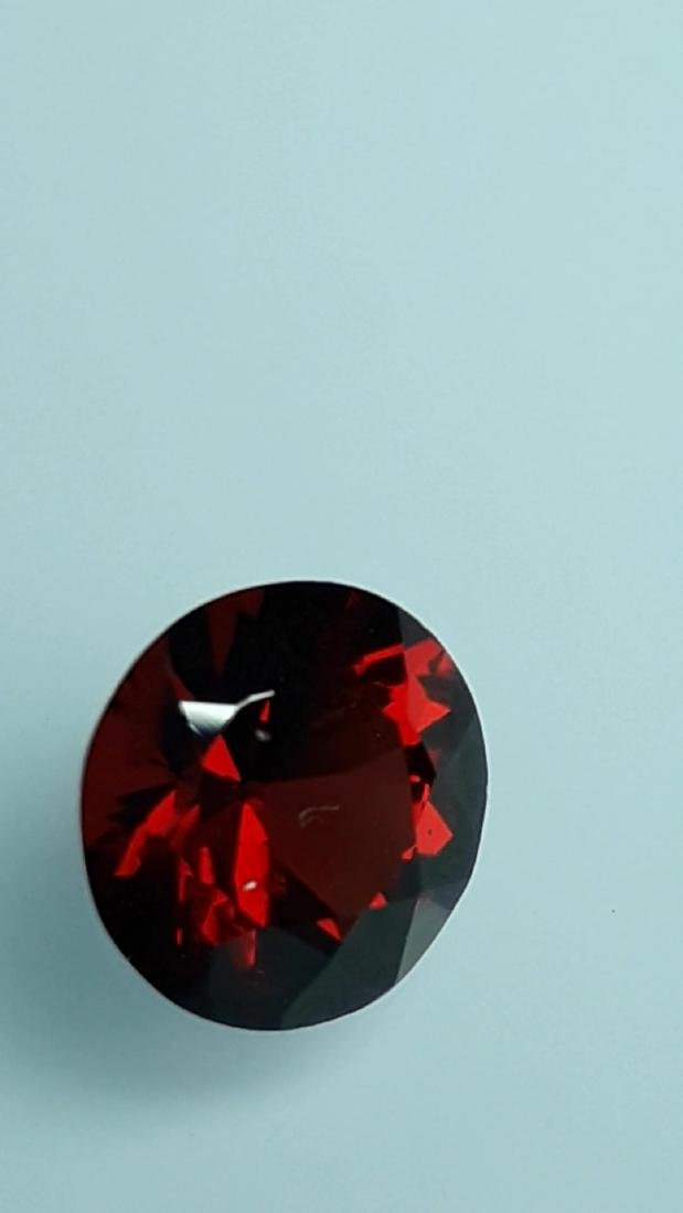 1.85ct Untreated Vivid Madagascar Red Garnet   VVS - 3