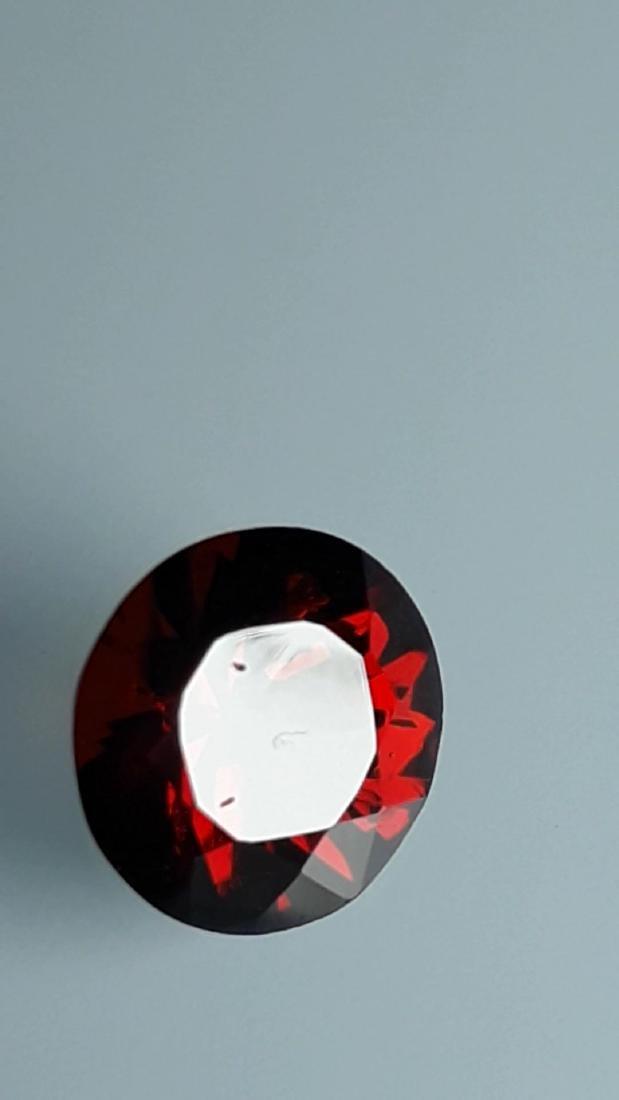 1.85ct Untreated Vivid Madagascar Red Garnet   VVS - 5