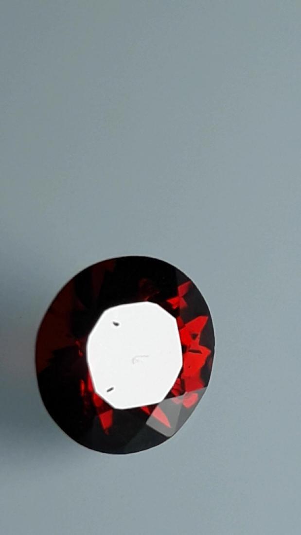 1.85ct Untreated Vivid Madagascar Red Garnet   VVS - 6