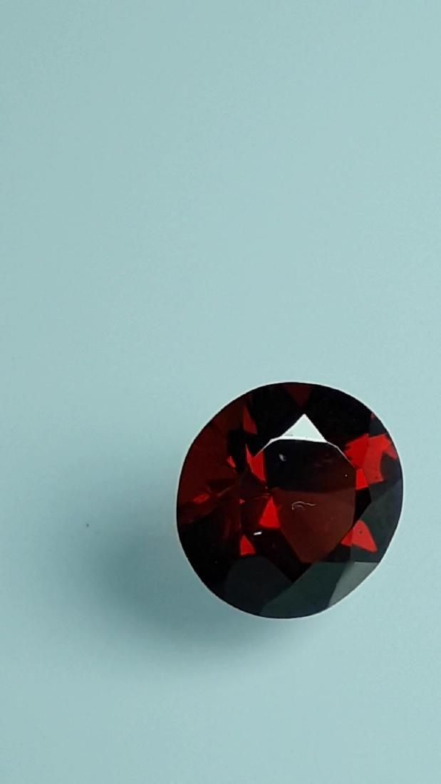 1.85ct Untreated Vivid Madagascar Red Garnet   VVS - 7