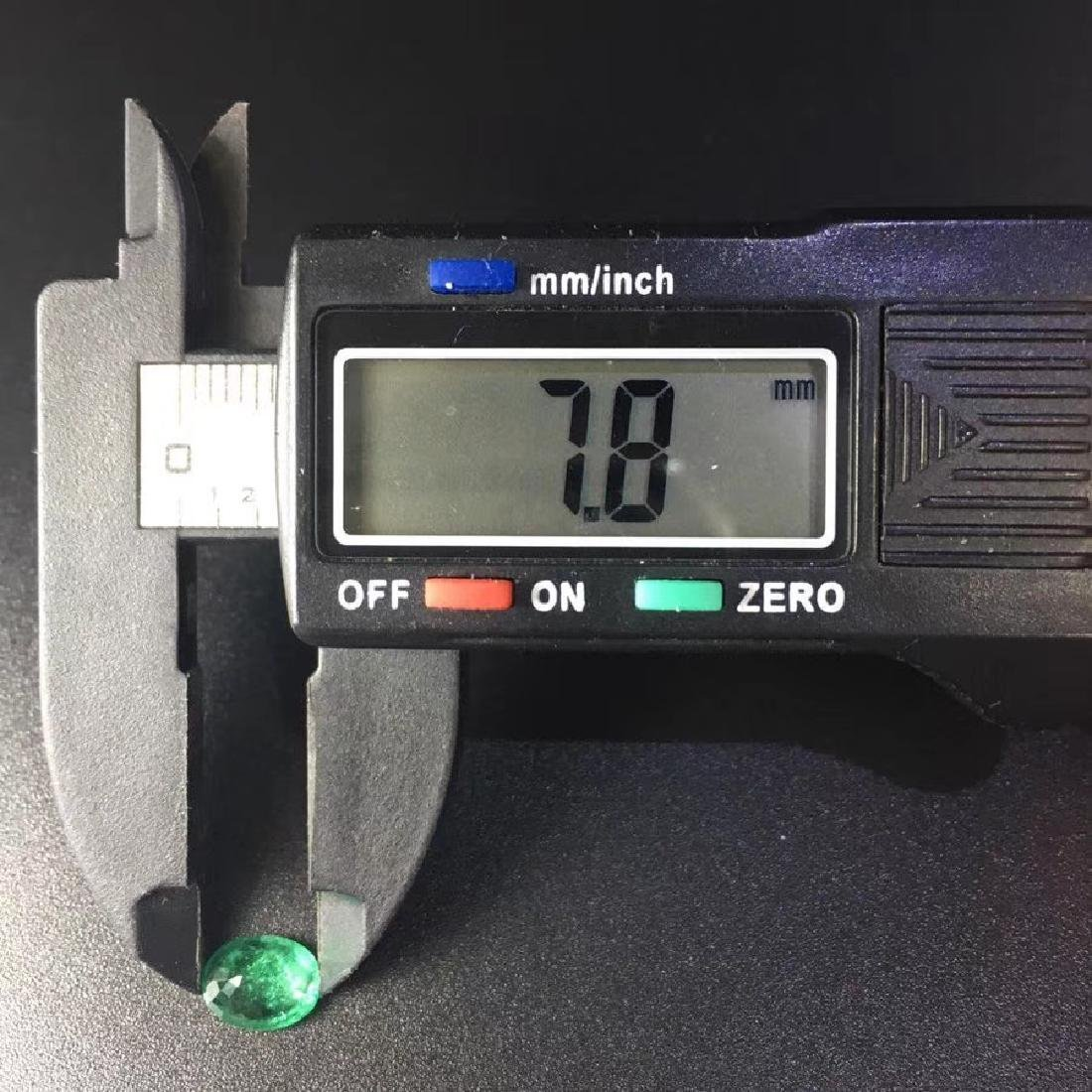 1.05 ct Emerald 6.0*7.8*3.2 mm Oval Cut - 6