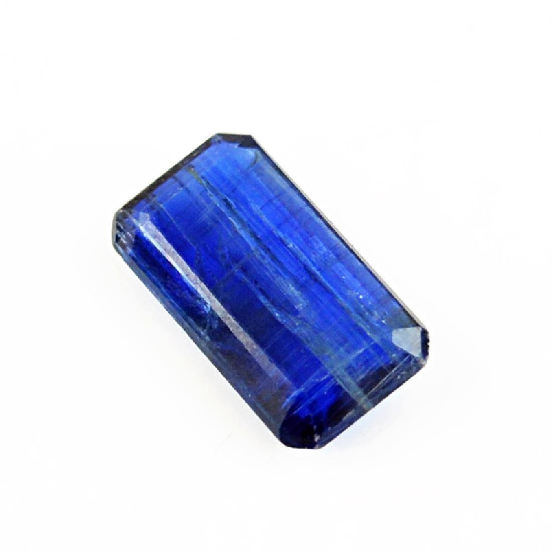 Kyanite Faceted Gem