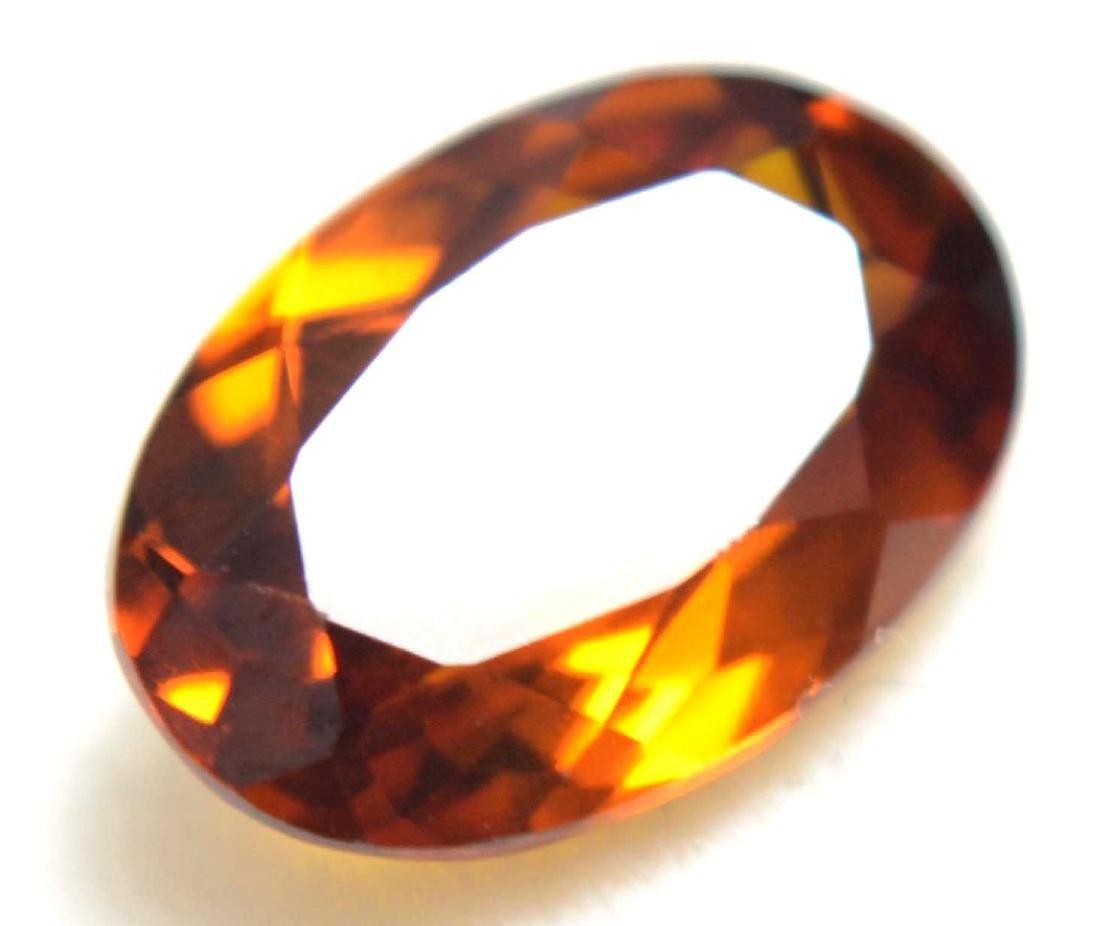 3.25 Ct Natural Ceylon Golden & Yellow Sapphire AGSL - 3