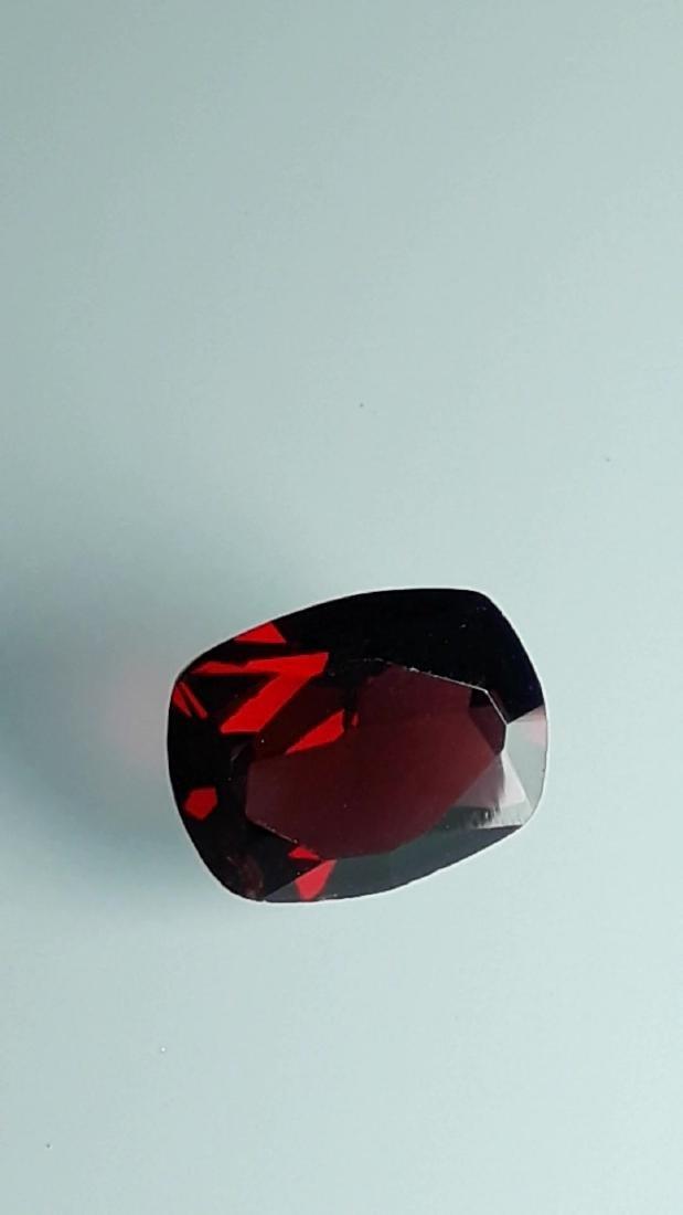 3.2ct Untreated Vivid Madagascar Rhodolite Garnet   VVS - 5
