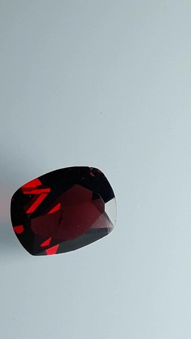 3.2ct Untreated Vivid Madagascar Rhodolite Garnet   VVS - 6