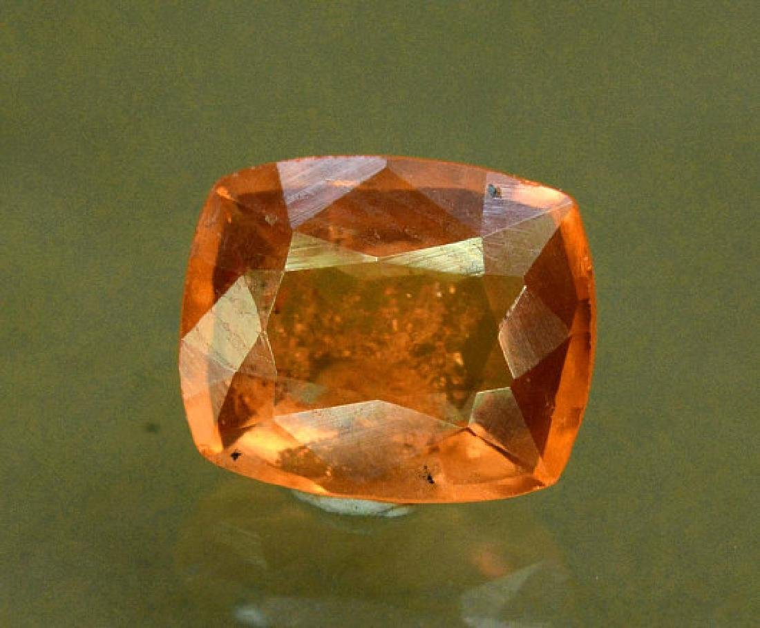 0.95 ct Natural Triplite Loose Gemstone - 4*3*1 mm