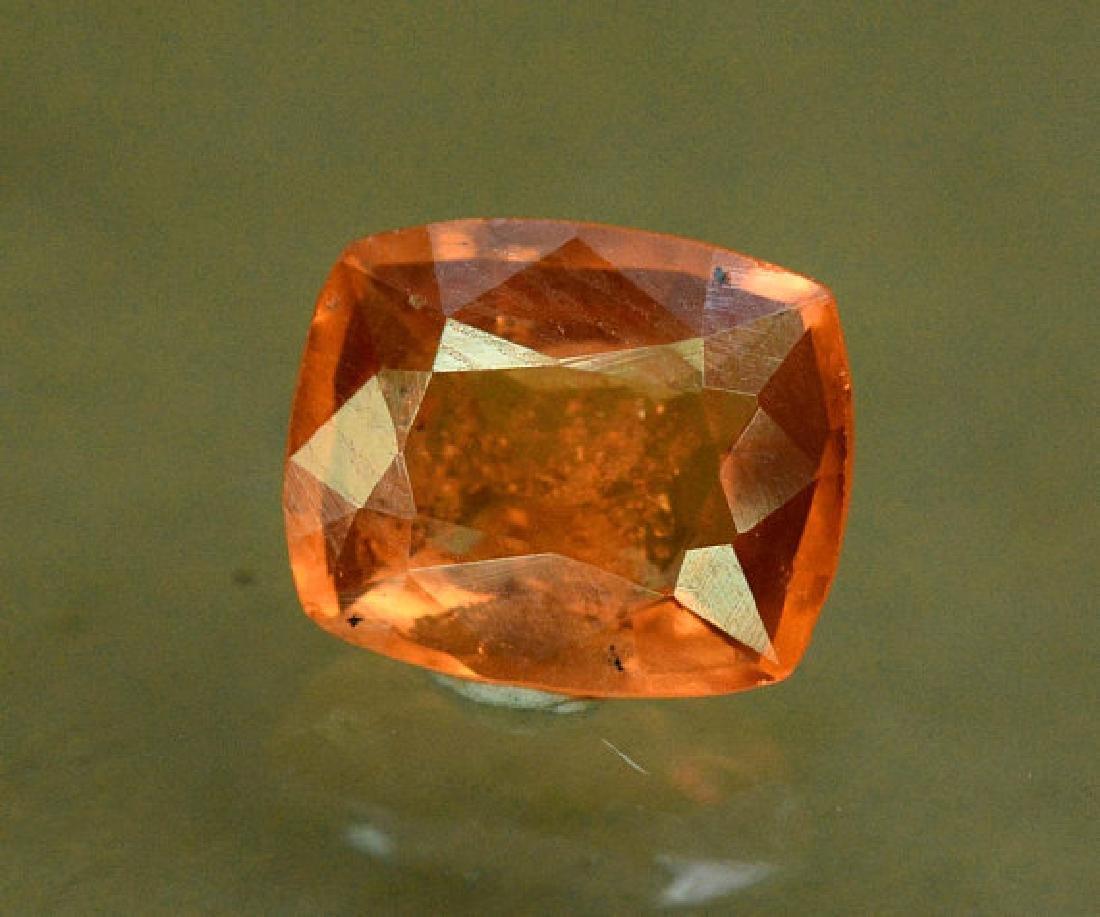 0.95 ct Natural Triplite Loose Gemstone - 4*3*1 mm - 2
