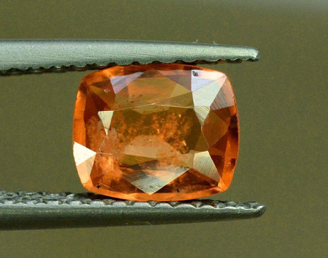 0.95 ct Natural Triplite Loose Gemstone - 4*3*1 mm - 3