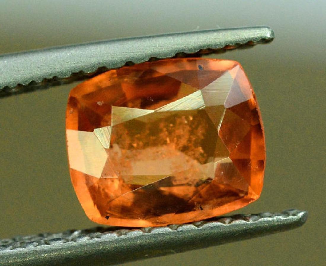 0.95 ct Natural Triplite Loose Gemstone - 4*3*1 mm - 4