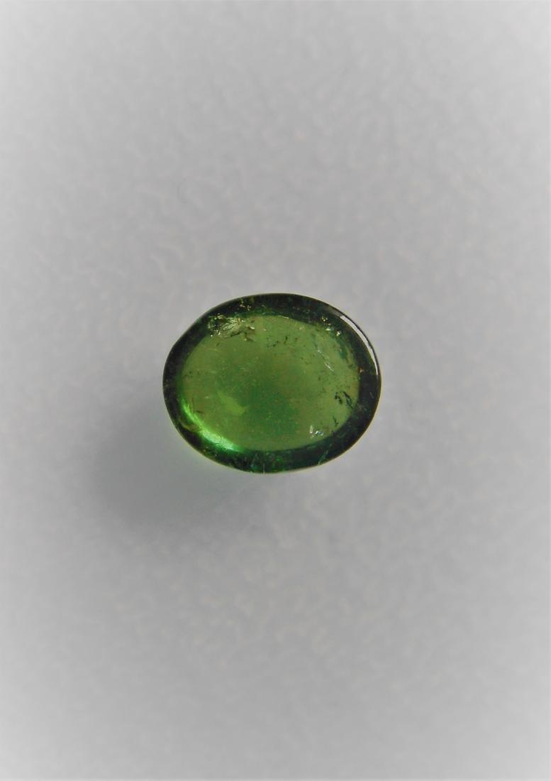 Green Tourmaline - 5.15 ct - 4
