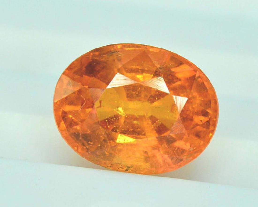 2.35 carats Fanta Color Spessartite Garnet Loose