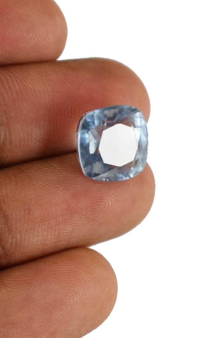 9.40 Ct Natural Aqua Blue Aquamarine IGL Certified
