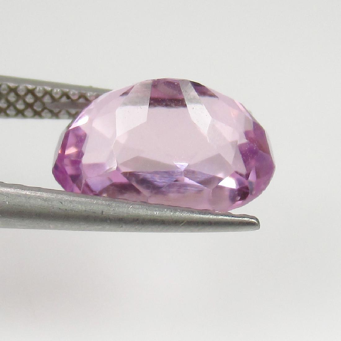 3.55 Ct IGI Certified Genuine Brazil Pink Spodumene - 3