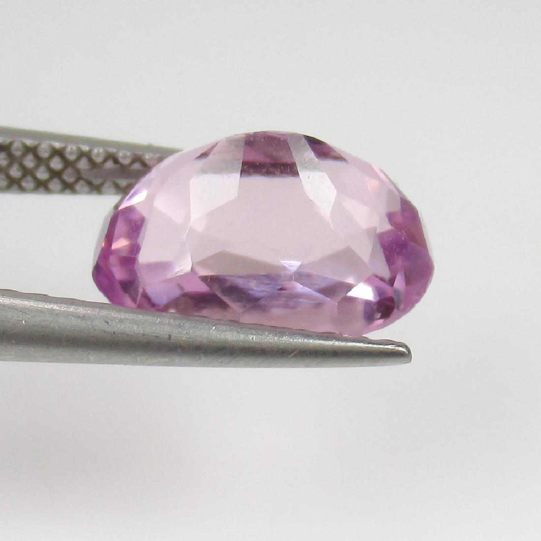 3.55 Ct IGI Certified Genuine Brazil Pink Spodumene - 4