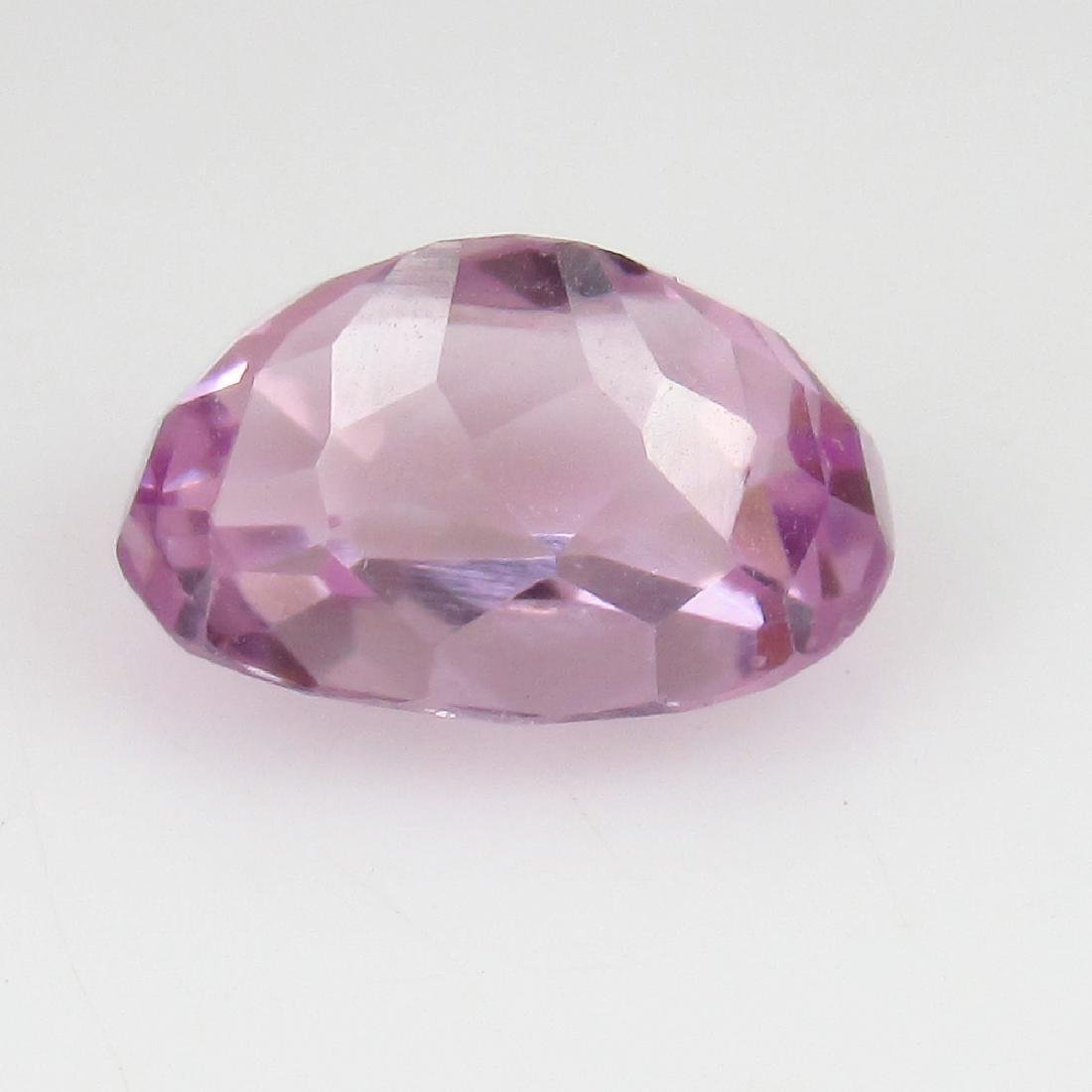 3.55 Ct IGI Certified Genuine Brazil Pink Spodumene - 6