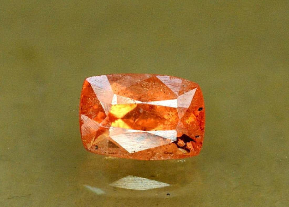 1.25 cts Extremely Rare Triplite Gemstone from Pakistan