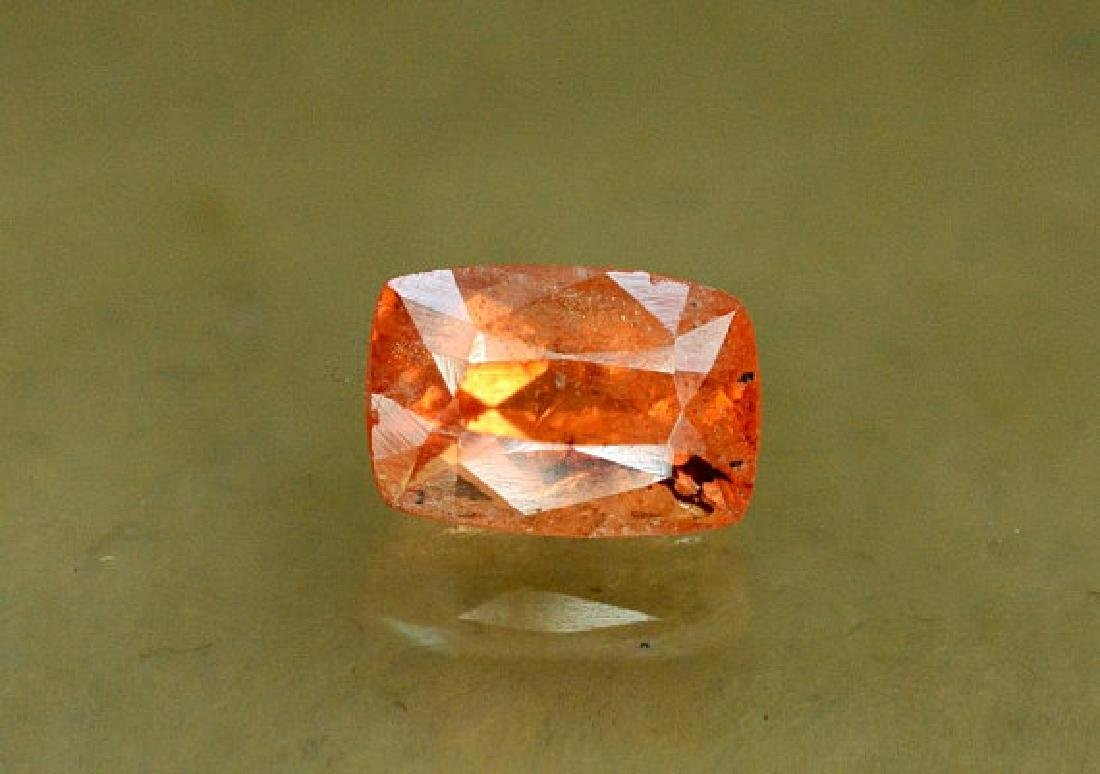 1.25 cts Extremely Rare Triplite Gemstone from Pakistan - 2