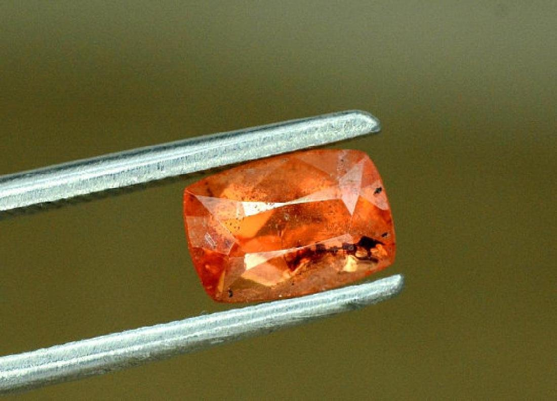 1.25 cts Extremely Rare Triplite Gemstone from Pakistan - 3