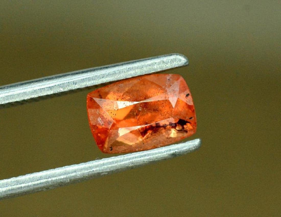 1.25 cts Extremely Rare Triplite Gemstone from Pakistan - 5