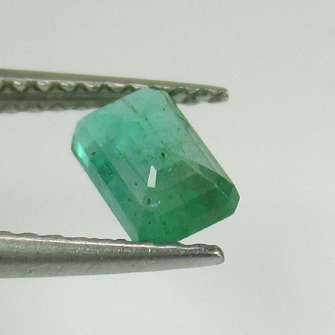 0.60 Ctw Natural Zambian Loose Octagon Emerald - 2