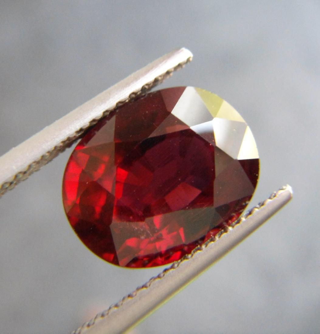 Rhodolite Garnet - 4.94 ct