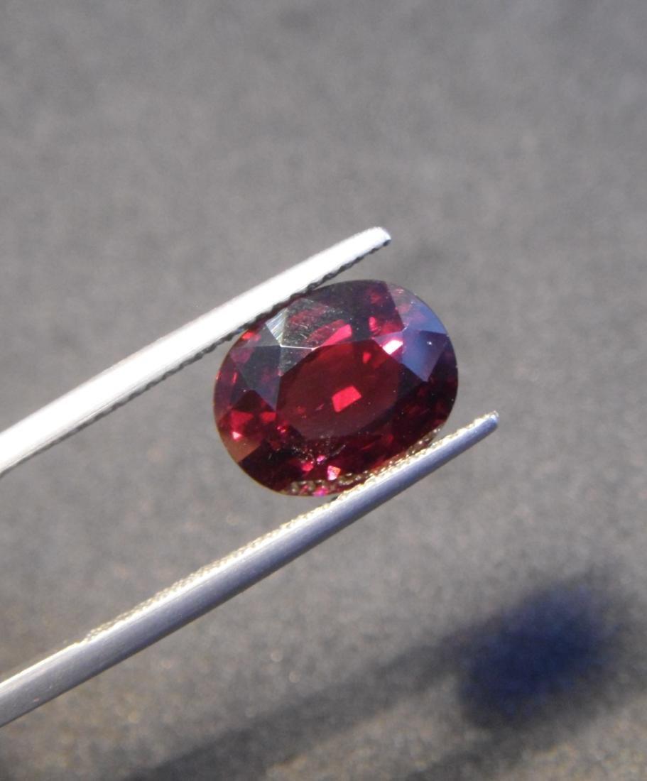 Rhodolite Garnet - 4.94 ct - 4