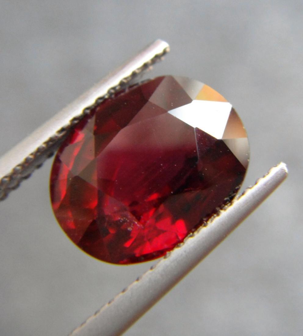 Rhodolite Garnet - 4.94 ct - 7