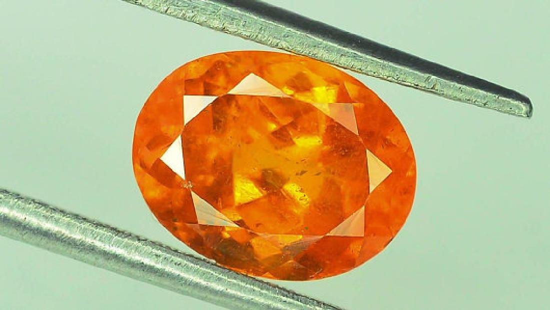 2.90 cts Fanta Color Natural Spessartite Garnet