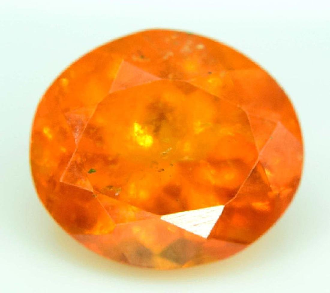 2.40 carats Fanta Color Spessartite Garnet Loose - 3