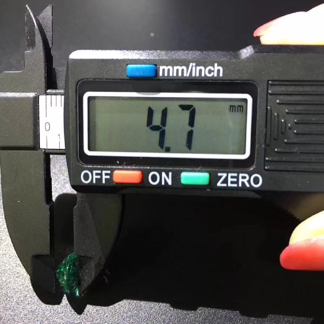 2.04 ct Emerald 7.4*9.4*4.7 mm Oval Cut - 7