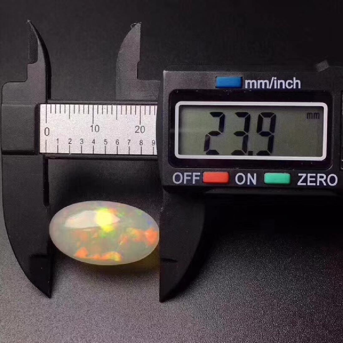 8.61 ct Opal 13.6*23.9*5.1 mm Oval Cut - 6