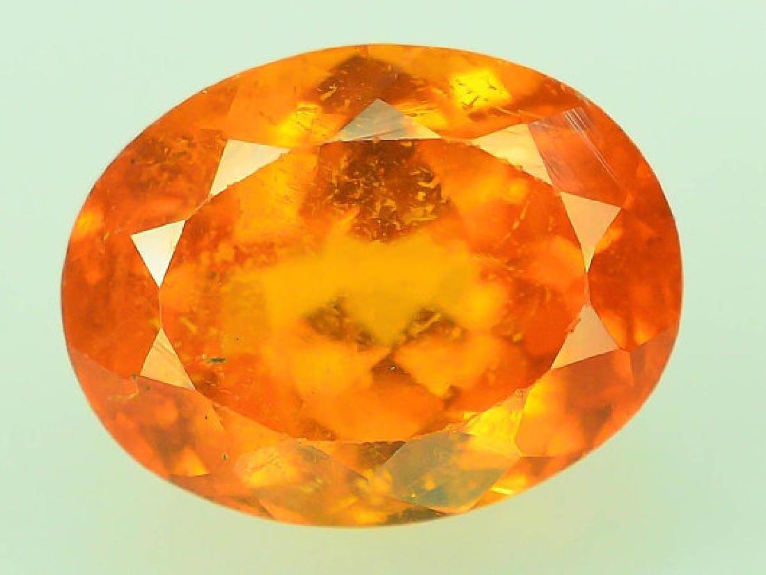 3.45 cts Fanta Color Natural Spessartite Garnet