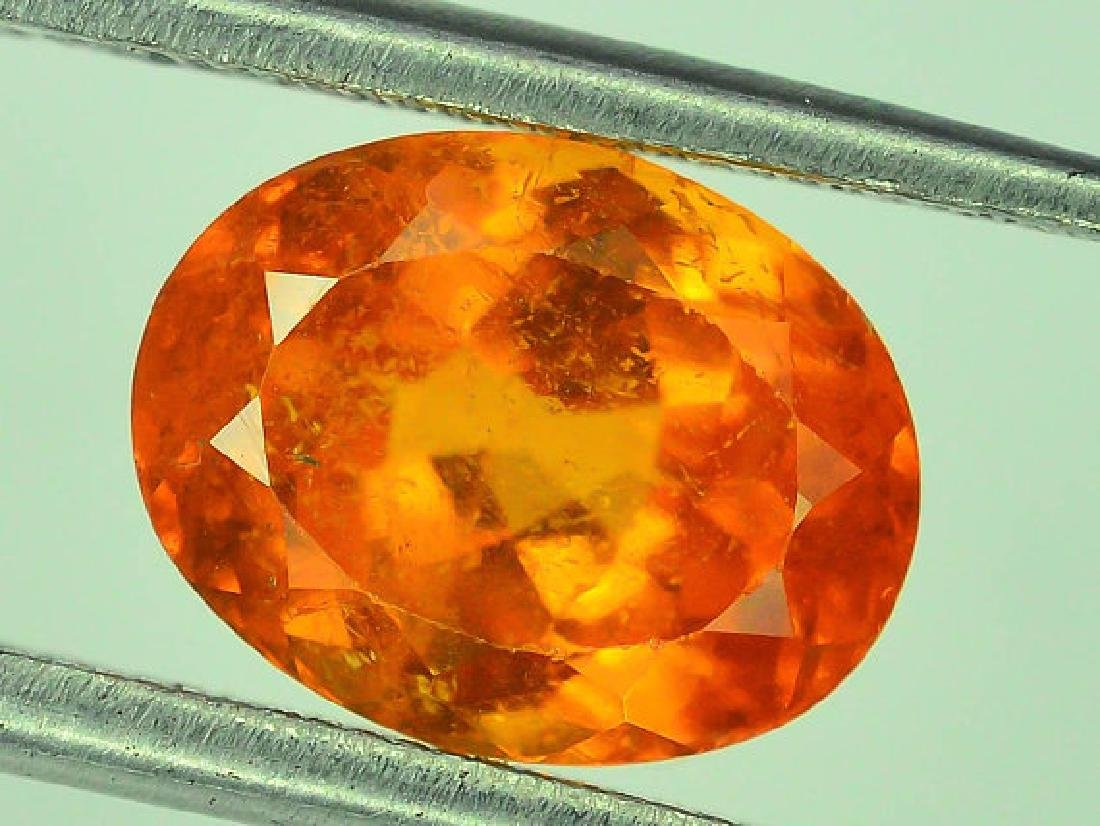 3.45 cts Fanta Color Natural Spessartite Garnet - 2