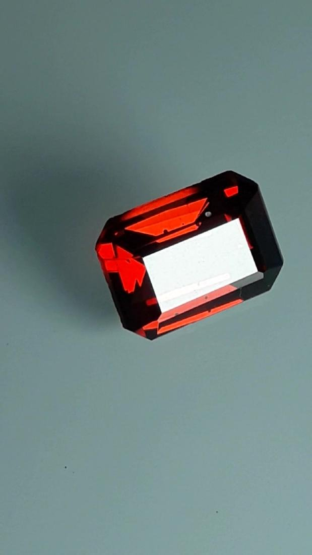 2.2ct Untreated Vivid Madagascar Red Garnet | VVS - 5