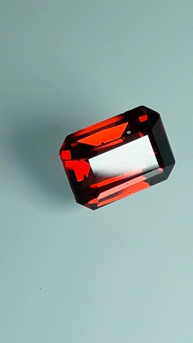2.2ct Untreated Vivid Madagascar Red Garnet | VVS - 6