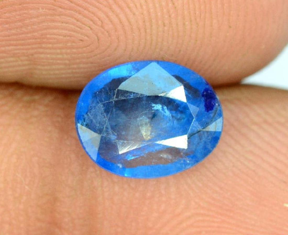 0.90 cts Extremely Rare Blue Color Natural Afghanite